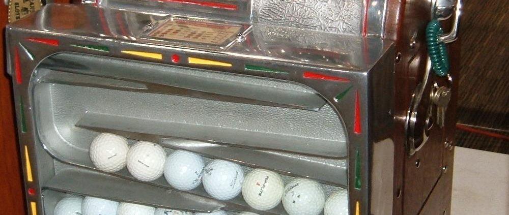 Golfball Slotmachine