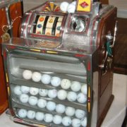 Golfball Slotmachine