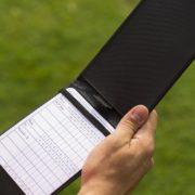 Golf Scorkarte