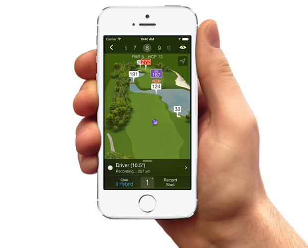 Entfernungsmesser Für Smartphone : Das smartphone im turnier benutzen adidas golftruck