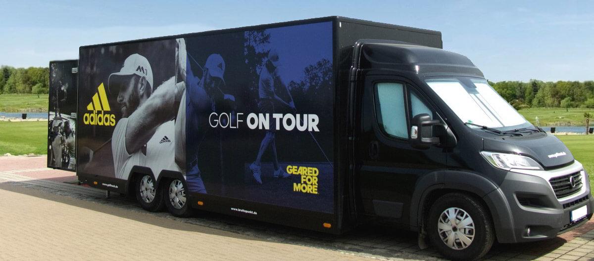 Golftruck Startbild